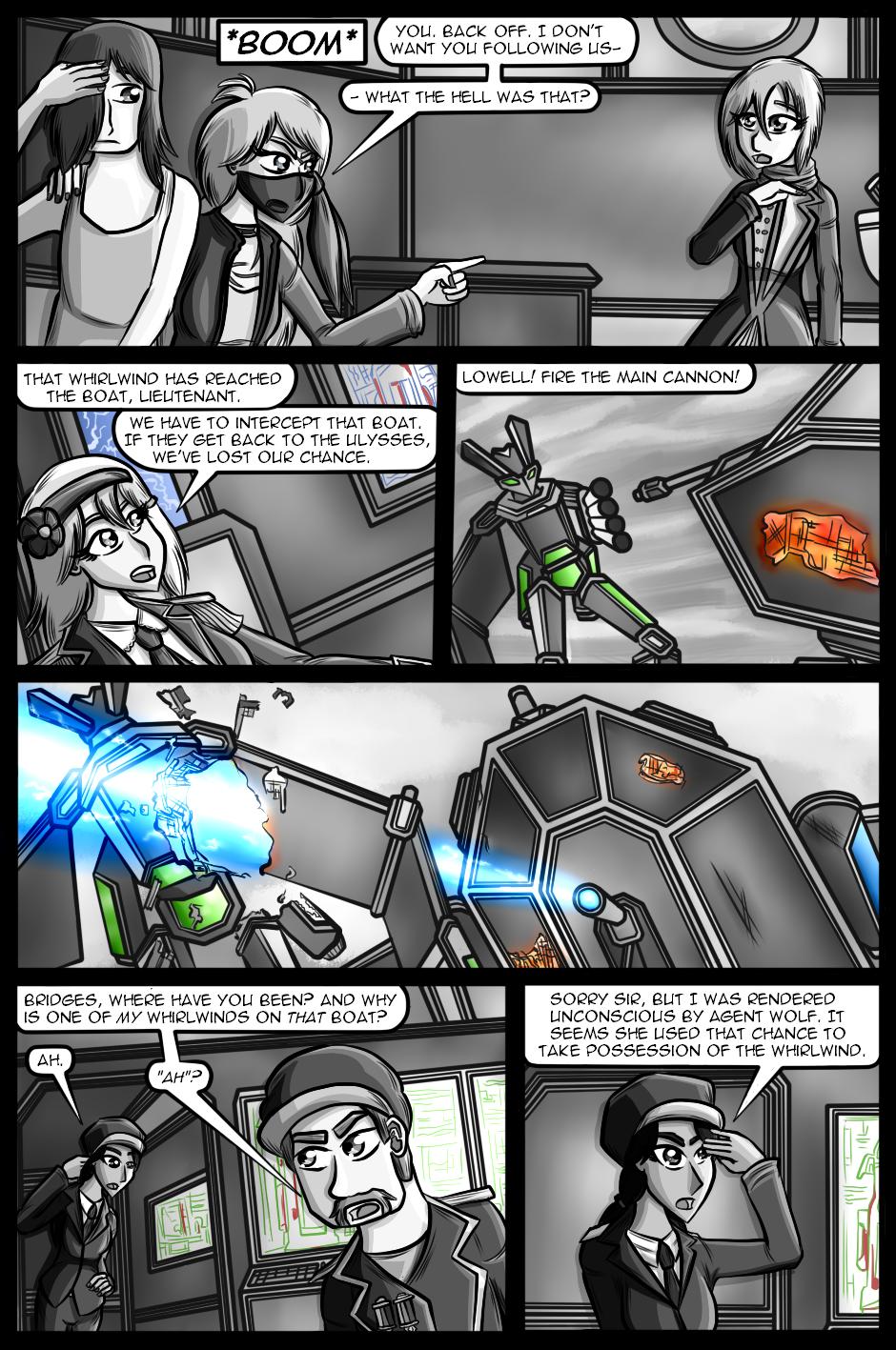 Fire Suppression, Part 35