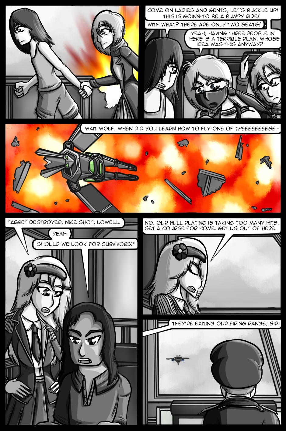 Fire Suppression, Part 37