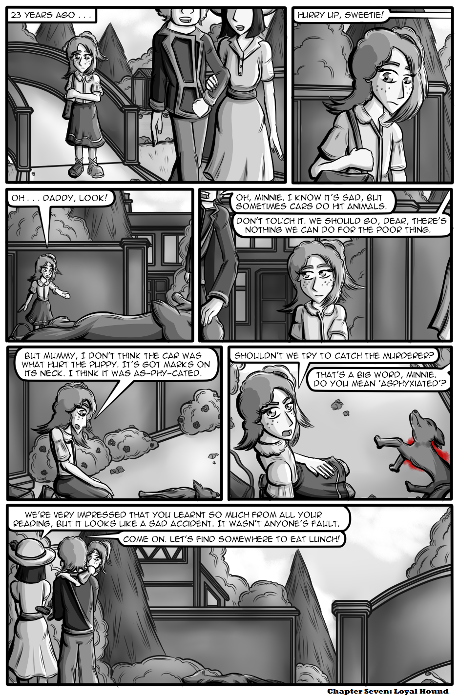 Loyal Hound - Part 1