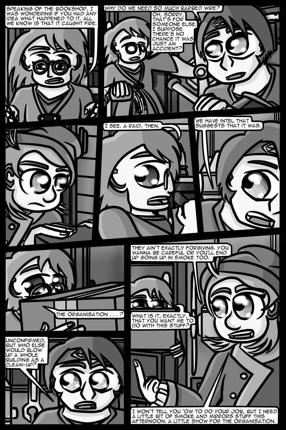Clarissa - Part 13