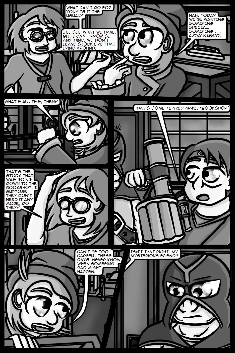 Clarissa - Part 12