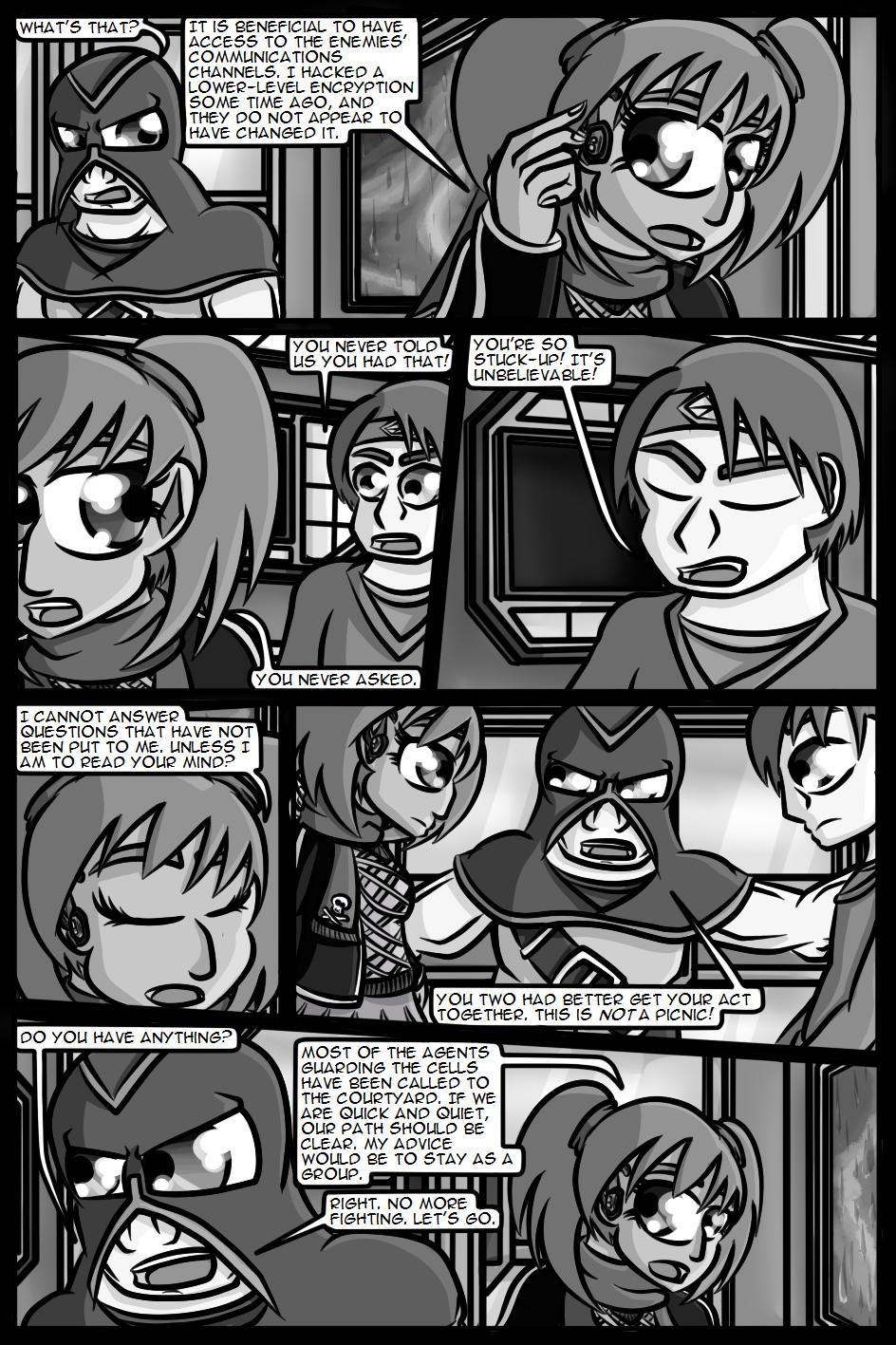 Clarissa - Part 26