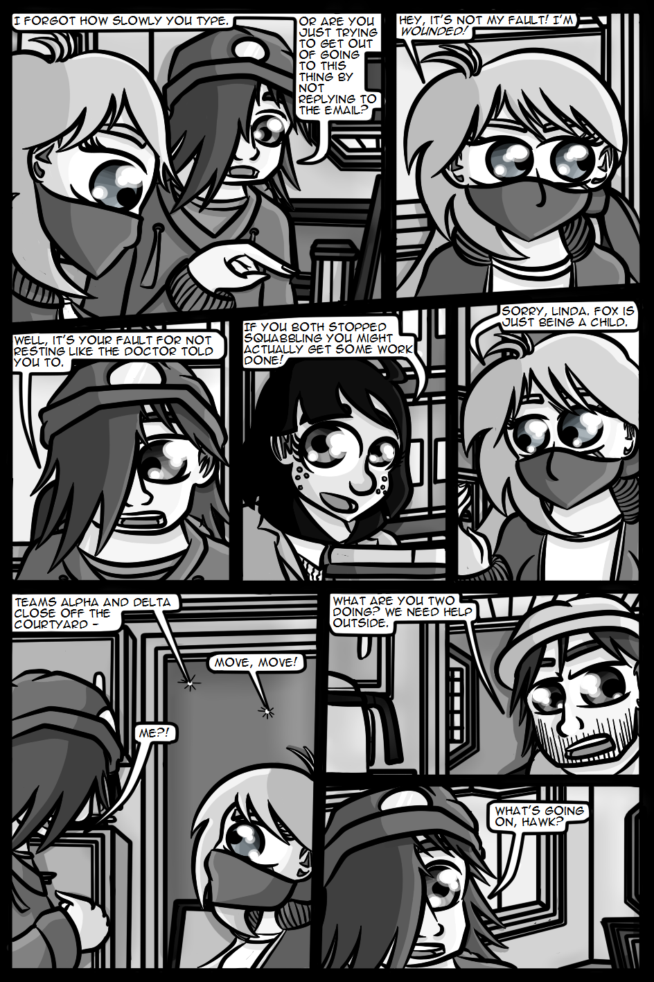 Clarissa - Part 21
