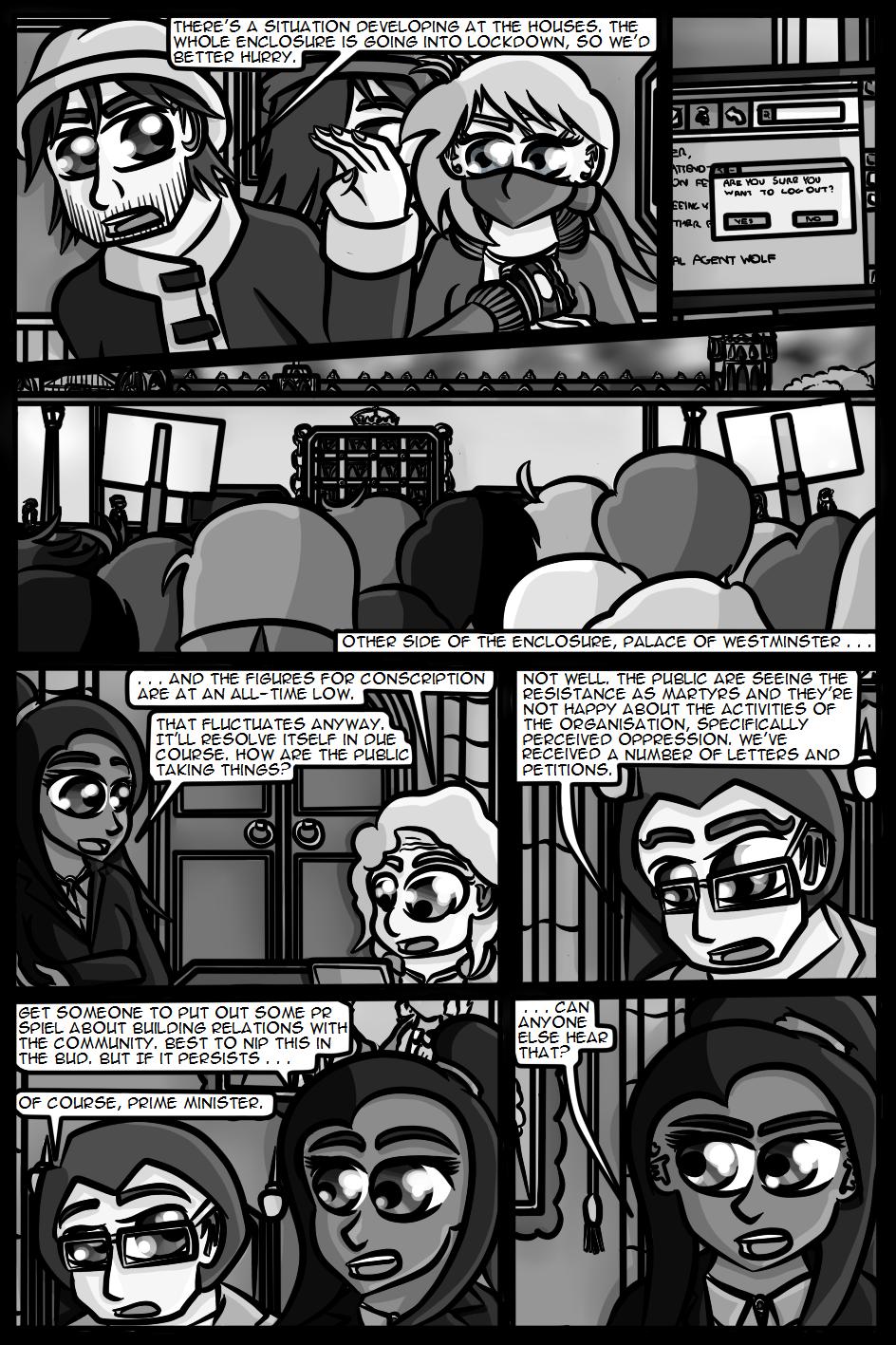 Clarissa - Part 22