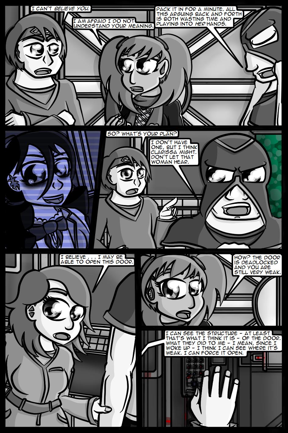 Clarissa - Part 39