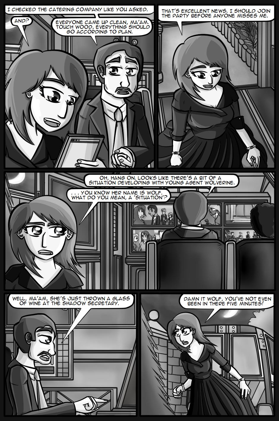 Infernal Affairs - Part 11