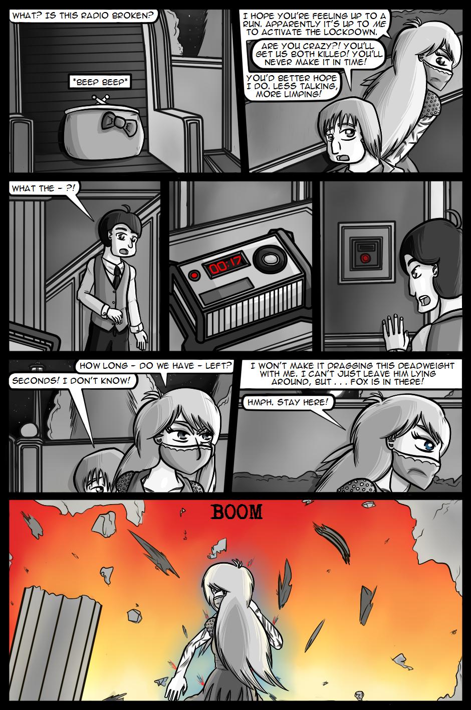 Infernal Affairs - Part 23