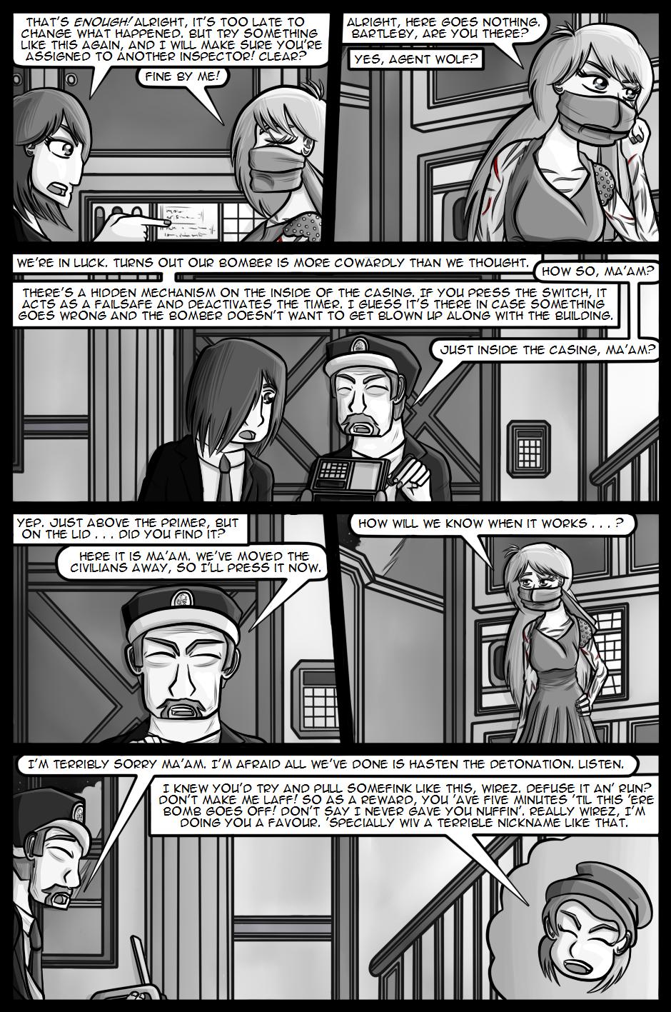 Infernal Affairs - Part 36